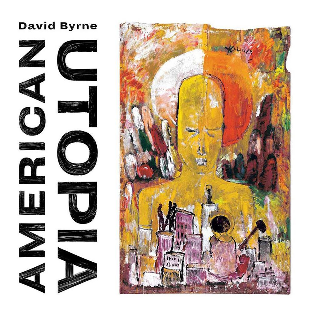 AMERICAN UTOPIADavid Byrne - genre: art rock