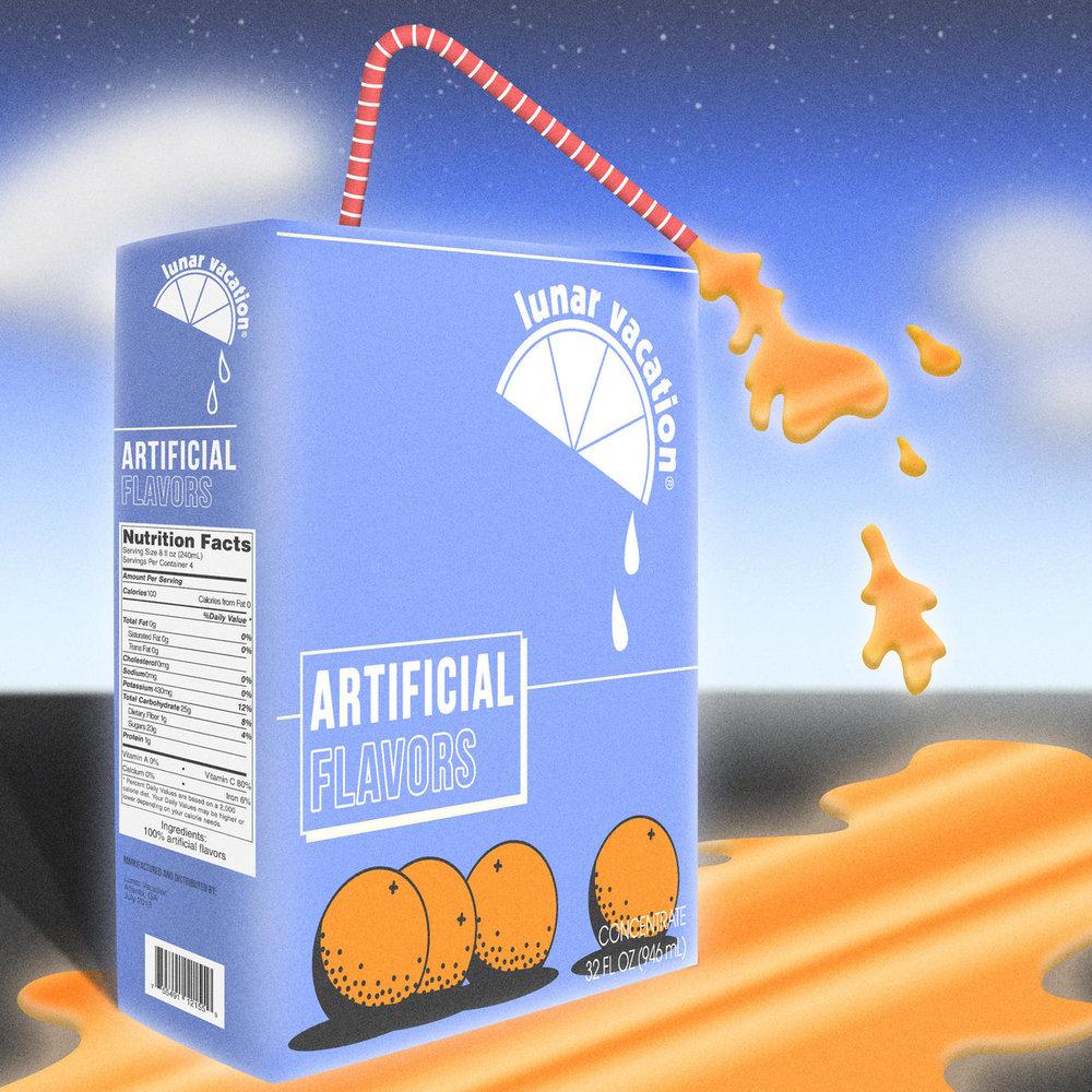 Artificial Flavors (EP)
