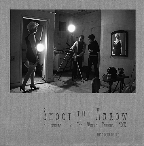 SHOOT THE ARROWPUBLISHED BYUN-GYVE PRESS  -