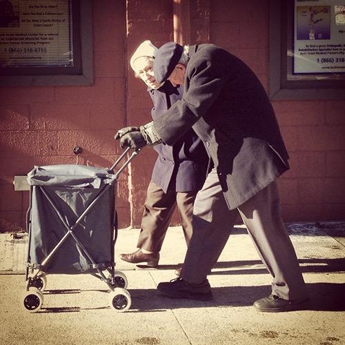 Stuyvesant Town, Manhattan, 2014