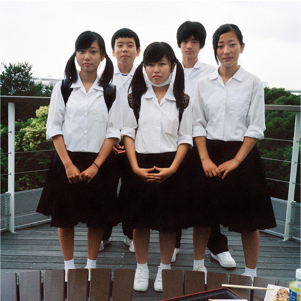 Tokyo Young, No. 4