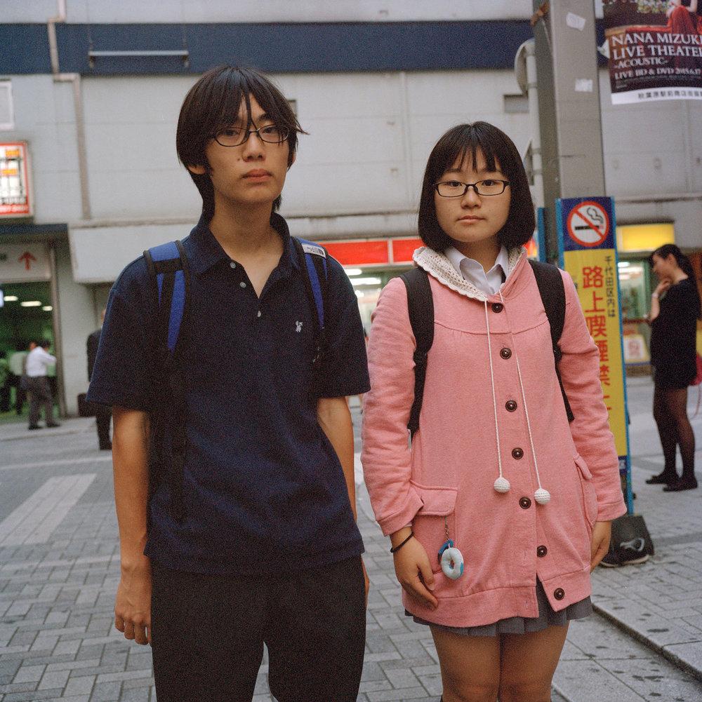 Tokyo Young, No. 14