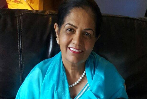 Kamaljit Dhillon, Eastern Punjabi (India)