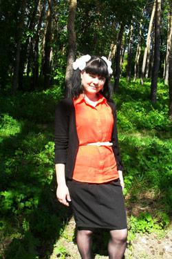 Alsu Kamaletdinova (Tatar)
