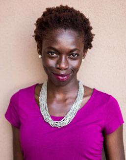 Isabelle Barros, Wolof (Senegal)