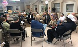 Facilitated Intergroup Dialogue -