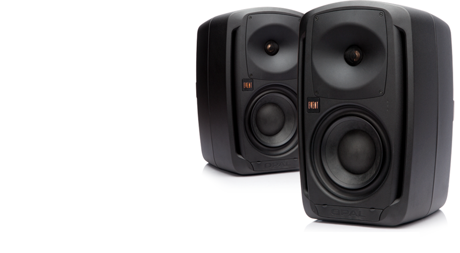Event Opal Monitors   Simply incredible detail and weigh 25 Kgs each, so they must be good !  These are regarded by many top engineers and producers as one of the finest studio monitors in the world. I couldn't do without them, and bouncing from them to the NS10's shows all I need.
