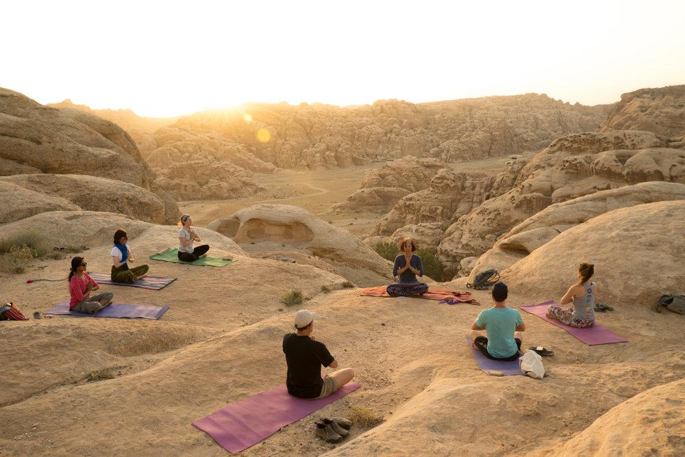 Little Petra yoga meditation May 2017 Andy Austin DSC00301.jpg