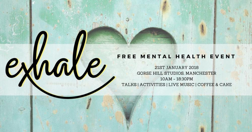 Exhale - A mental health showcase