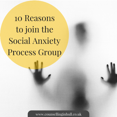 Social Anxiety Therapy Group
