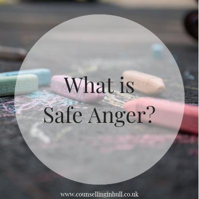 safe anger
