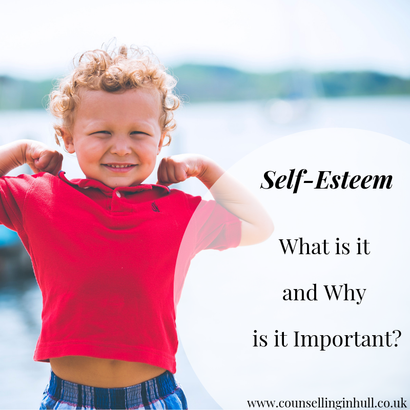 what is self-esteem and why is it important