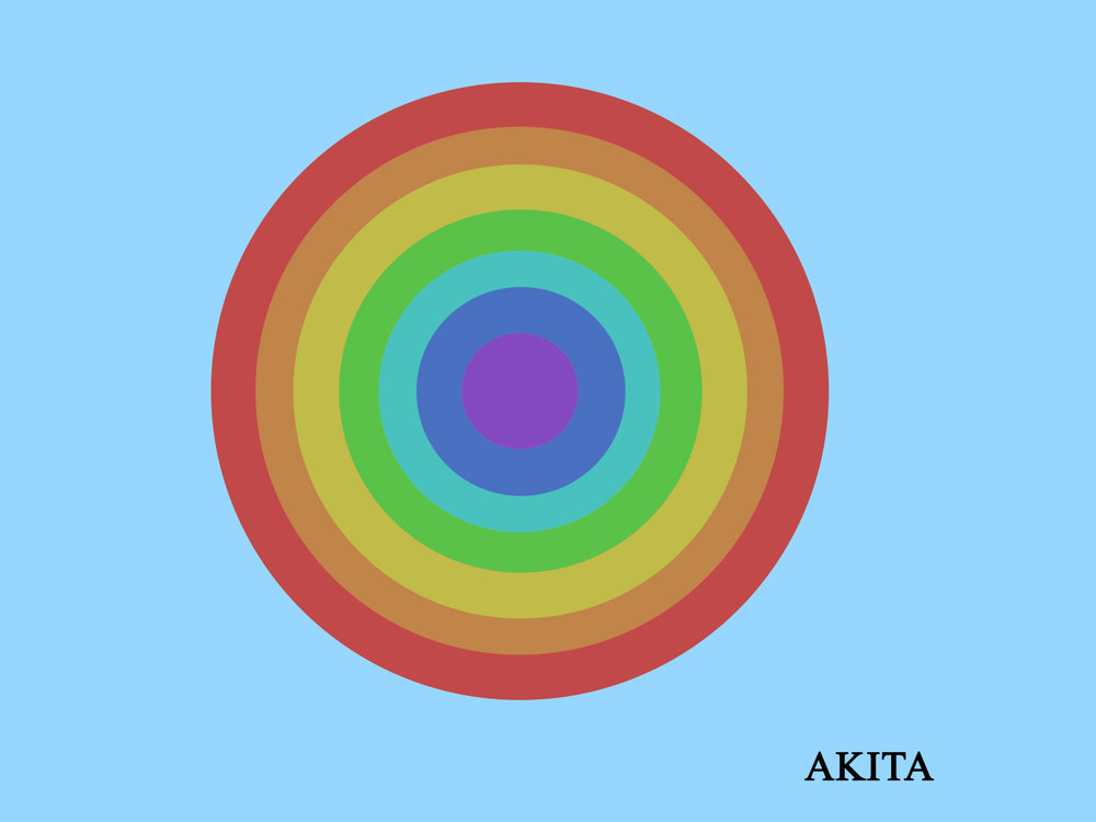 AKITA - FIlling the world with our colors(L)(I)(F)(E)Love Inspire Fill EvolveDestination AKITALANDRaulphy, Alpha١, Mr. Akita