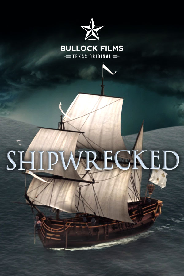 Shipwrecked    Bob Bullock Texas State History Museum  (4D- 3 screen, 12 audio track, multi effect presentation  )  Editing, deign, re-reccording.