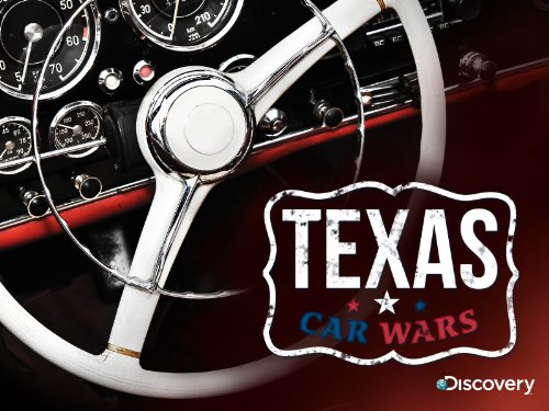 Texas Car Wars  Megalomedia  (reality TV series)  Editing, design, re-recording.