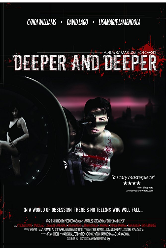 Deeper and Deeper  Dir.   Mariusz Kotowski   (narrative feature)  Re-recording.