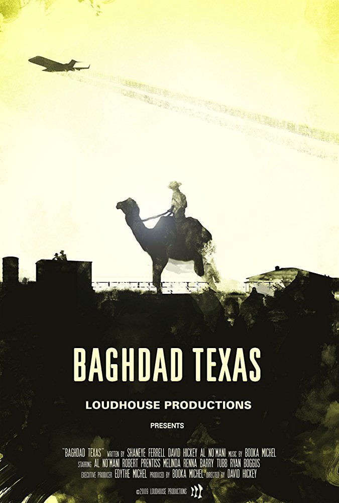 Baghdad Texas    Loudhouse Productions   (narrative feature)  Sound design, field recording, ADR / foley recording, editing, and re-recording.