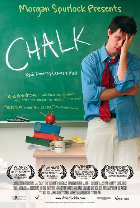 Chalk  Morgan Spurlock (narrative feature)  Re-recording.