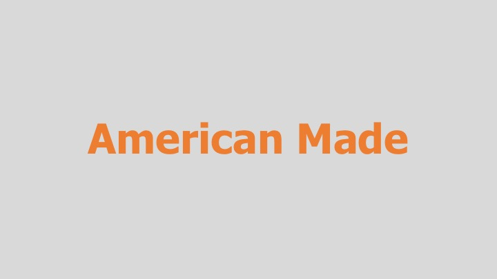 American Made  CNBC (television series)  Voice-over recording.