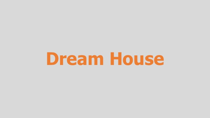 Dream House  HGTV (documentary series)  Re-recording.