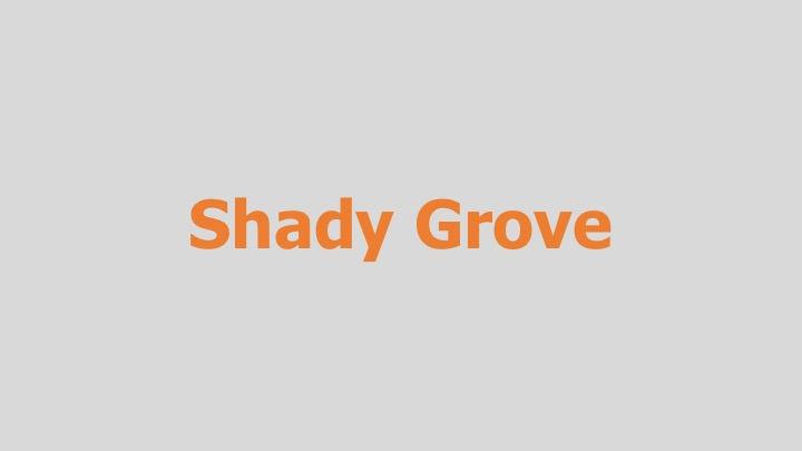 Shady Grove  Independent (narrative feature)  Editing. Re-record mixing at Austin Recording Studio.
