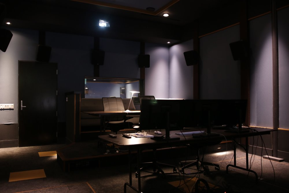 Soundcrafter Studio 1 Front