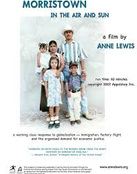 Morristown: In the Air and Sun    Dir. Anne Lewis    (documentary feature)  Editing and re-recording.
