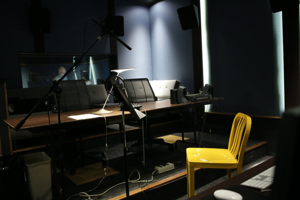 Soundcrafter Studio 1 ADR/VO Setup