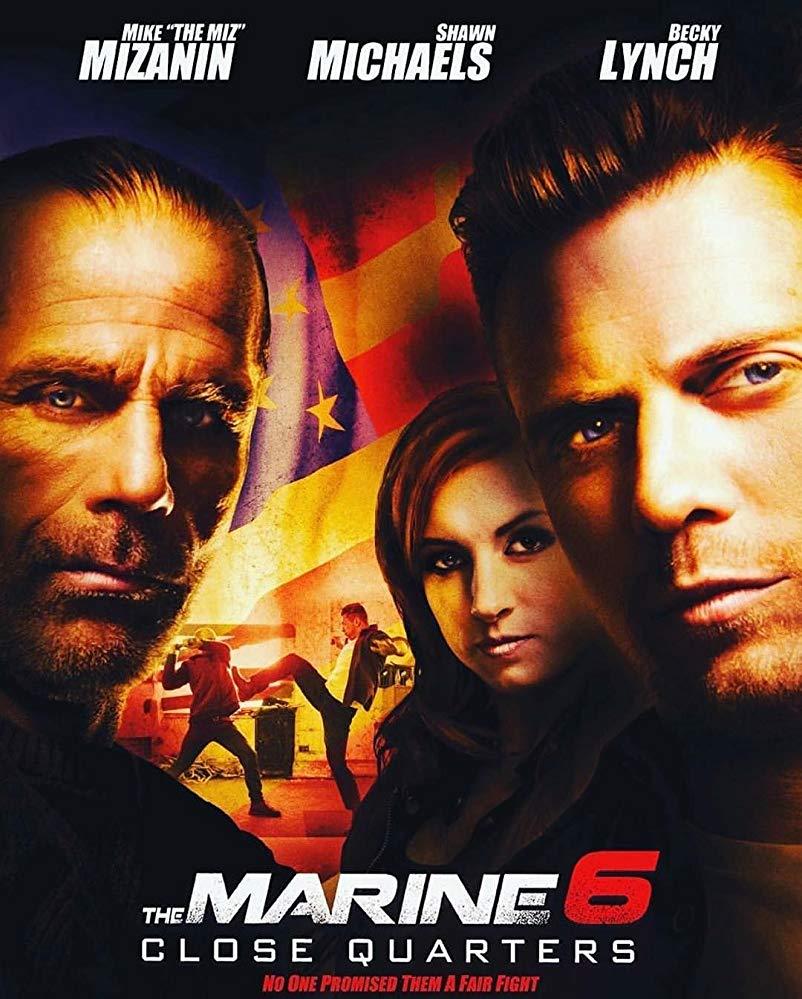 The Marine 6: Close Quarters  Dir. James Nunn (narrative feature)  ADR recording