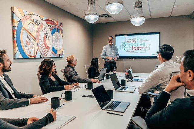 """The strength of the team is each individual member.  The strength of each member is the team."" – Phil Jackson  Welcome to the 'Big Idea' Conference room at Workuity!  #Workuity #Phoenix #CoWorking coworkingspace #phoenix #arizona #entrepreneurship #newbusiness #officespace #entrepreneur #startup #businessowner #businessman #girlboss #network"