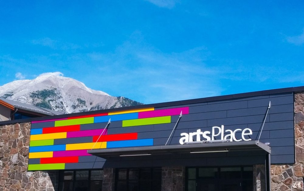 artsPlace - 950 8 Avenue, Canmore2019 Piano and Senior String Classes