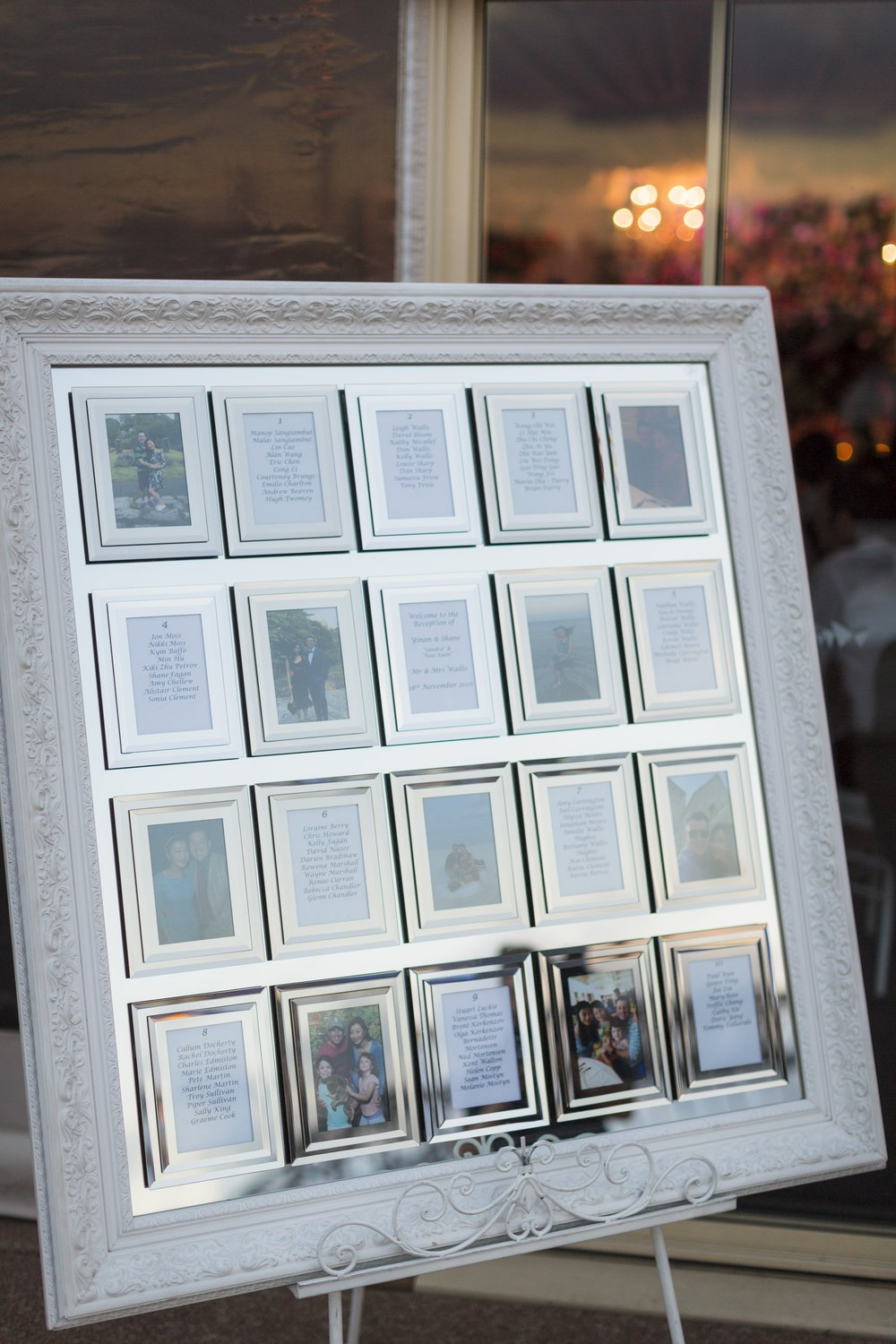 Sydney_wedding_reception_decor_20_frame_white_mirror_seating_chart_plan_easel.jpg