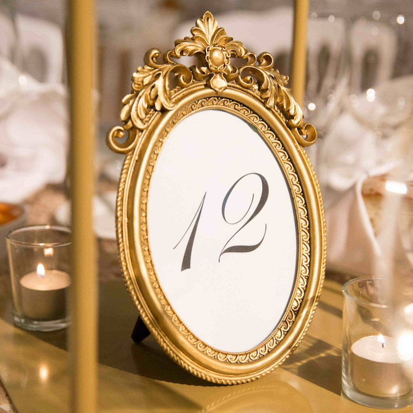 Table Numbers Events By Nadia