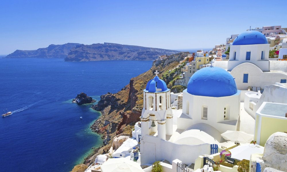 Santorini, Greece -