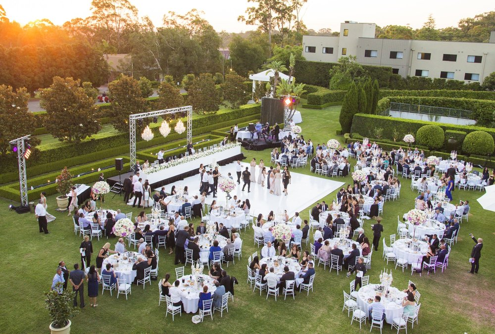 Miramare_gardens_outdoor_sydney_wedding_white_dancefloor_chandeliers_decor_decorations.jpg
