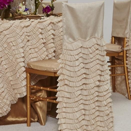 Antoinette Luxury Chair Cap