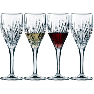 Crystal Cut Glassware