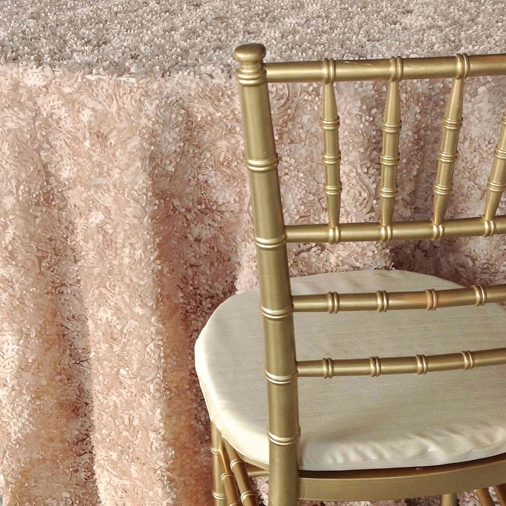 Champagne Heather Luxury Linen