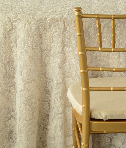 Ivory Windsor Luxury Linen