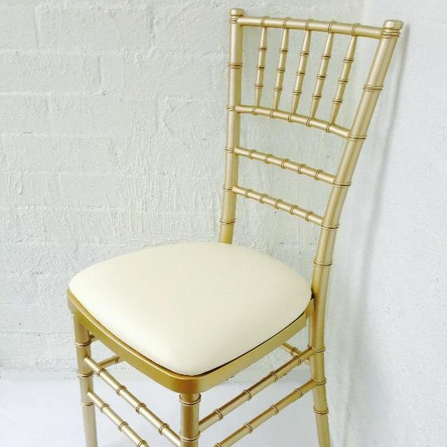 Gold Tiffany Chair