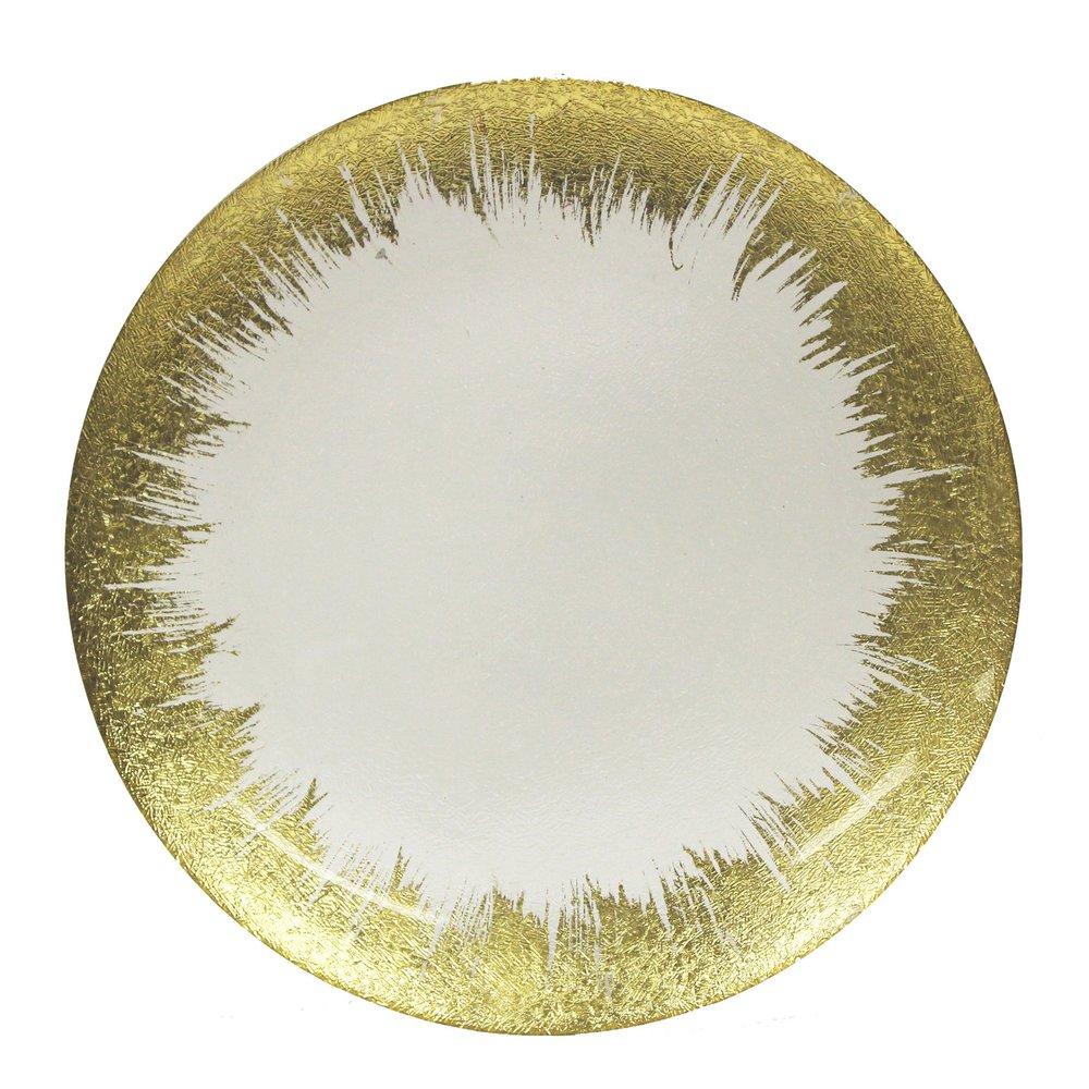 Gold Foil Rim