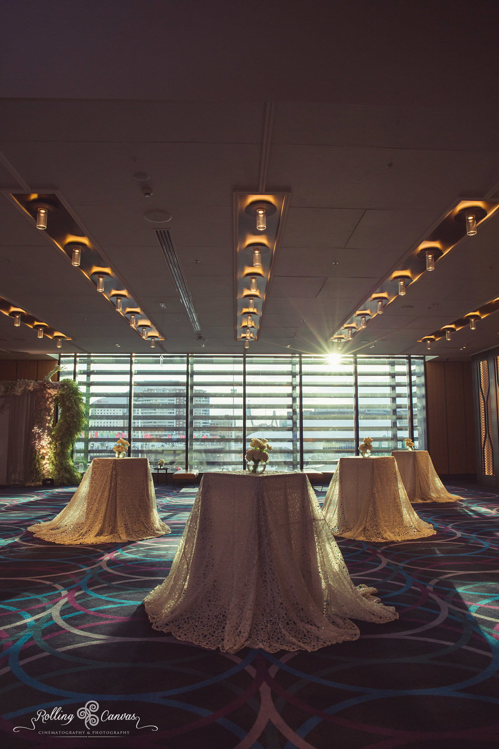 Wedding_Photography_Sydney_Rolling_Canvas_Presentation_elegant_reception_chandeliers_fairylights_white_dancefloor_luxury_linen_decor_cocktail_function_Hyatt_Regency_Sydney-57224.jpg