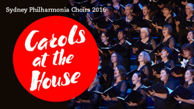 Sydney Philharmonia Choir - Carols at the House 2016
