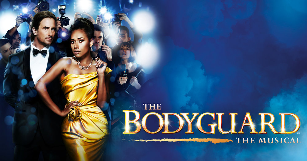 The Bodyguard Musical Australia