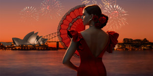 Carmen on Sydney Harbour - Opera Australia