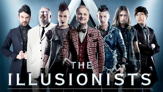 The Illusionists - Australian Premiere
