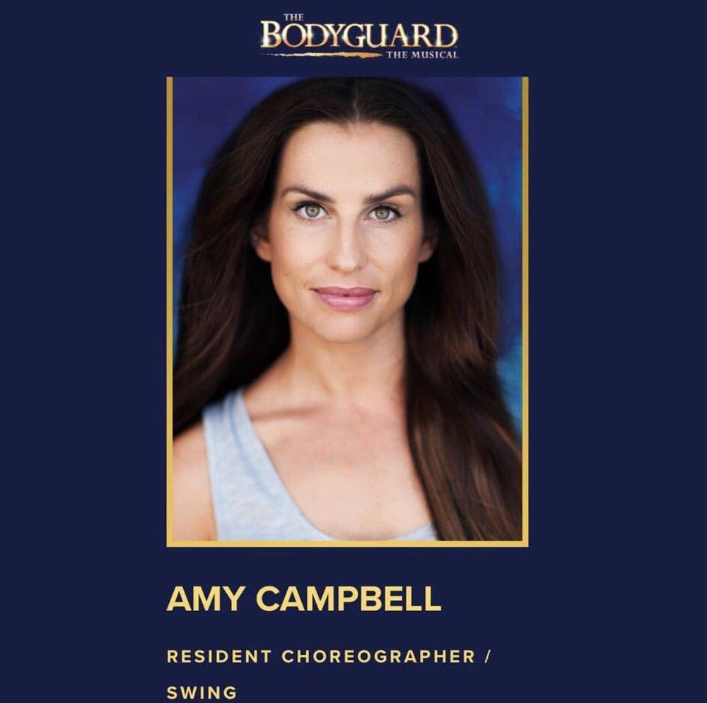 Amy Campbell - TBG