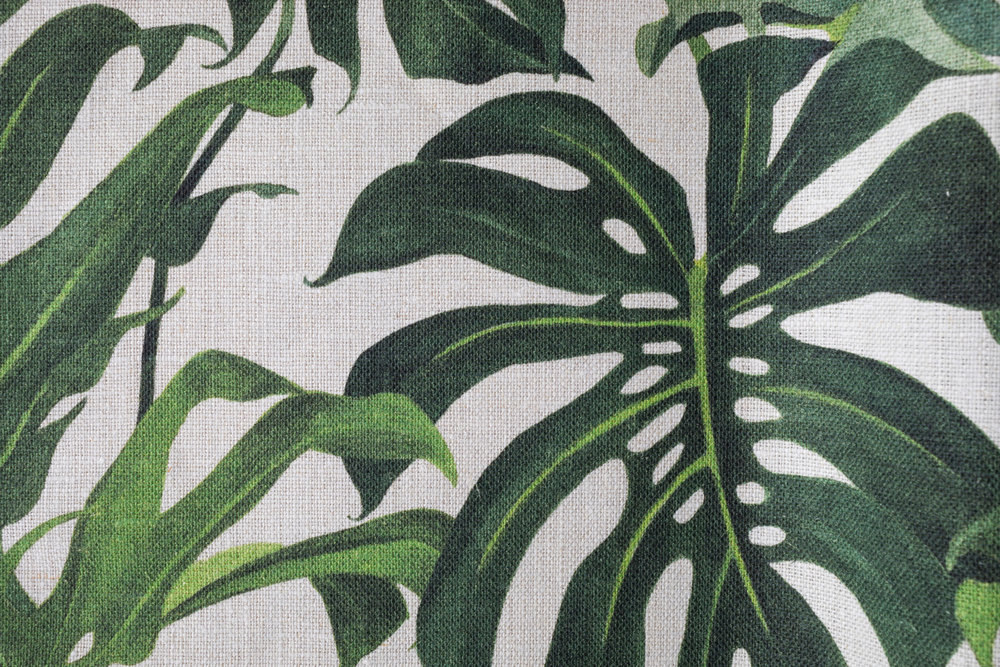 Foliage Greenery fabric
