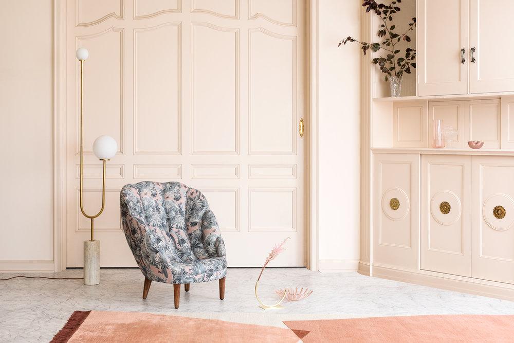 Branchflower chair