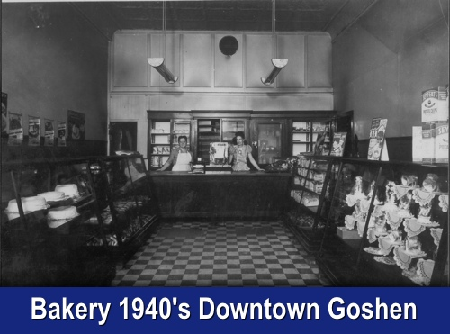 Bakery 1940s downtown Goshen.jpg